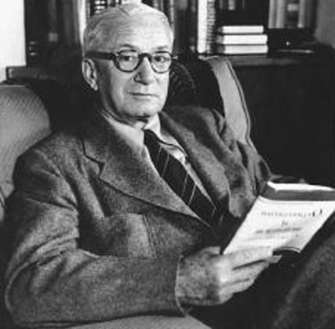 Edwin Ray Guthrie, teoría del condicionamiento por contigüidad
