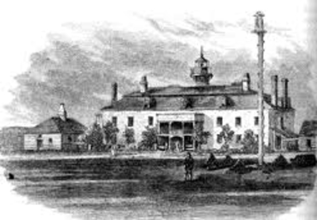 British Capture Fort Niagara