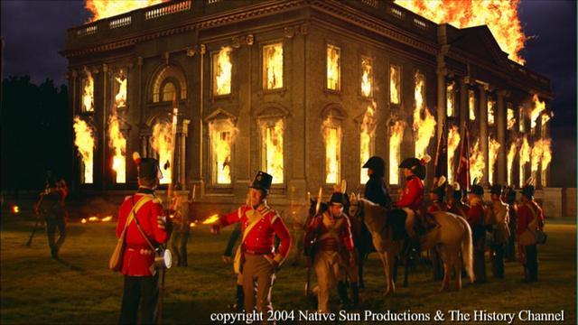 British Burn Washington