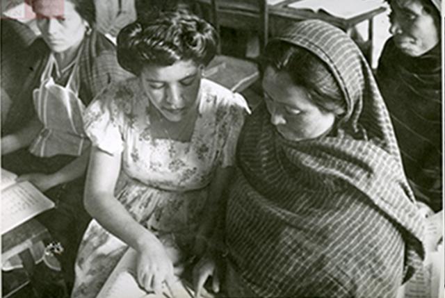 Pimer festejo del Día de las Madres en el país [Cultural]