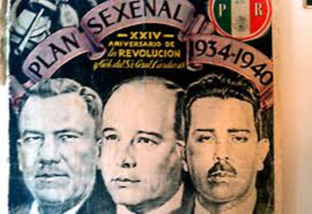 Plan Sexenal [Político]