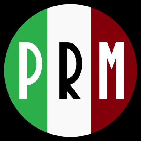 Creación del Partido de la Revolución Mexicana [Político]