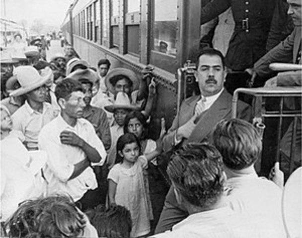 Nacionalización de la red ferroviaria [Económico]