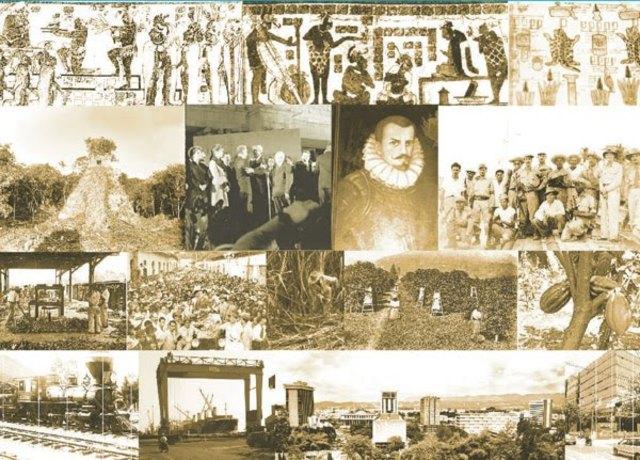 Historia de la tributacion en Guatemala