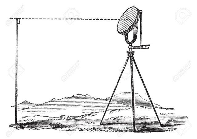 se crea heliógrafo en roma  para realizar señales