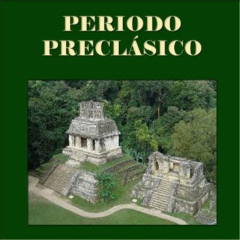 Periodo Pre-clásico