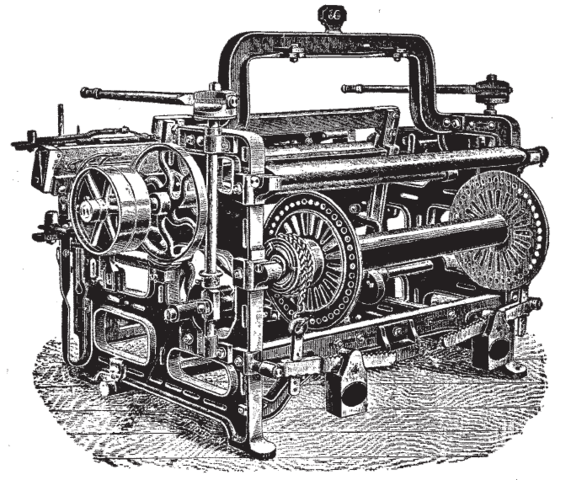 The Invention of the Power Loom