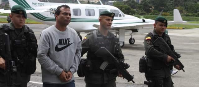 Extradición de  Hernán Girado Serna también conocido bajo los alias de El Patrón, El Viejo o El Tigre