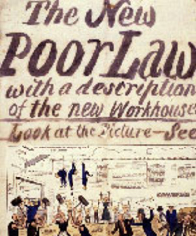 The New Poor Law Amendment Act of 1834