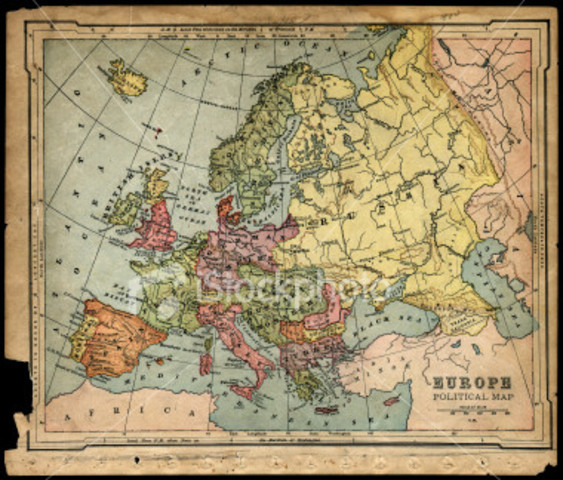 A Dominant Power Rose in Europe