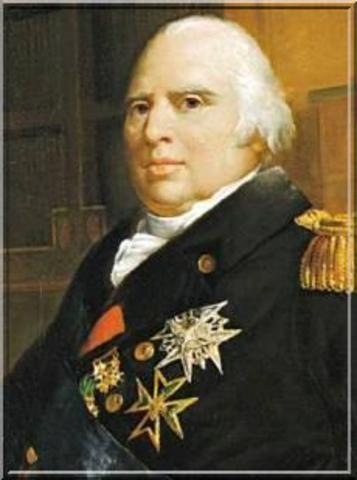 The Death of Louis XVIII