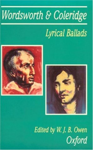 Lyrical Ballads by William Wordsworth & Samuel Taylor Coleridge