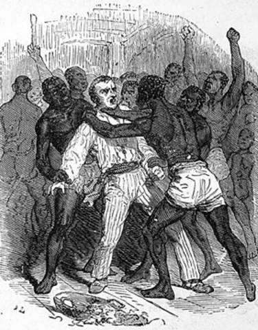 Revuelta de esclavizados en Tadó
