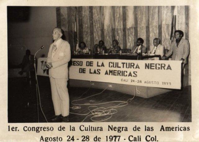 Primer congreso de la cultura negra de las Américas