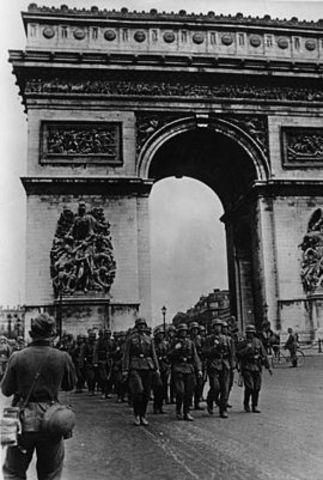 Invasion of France