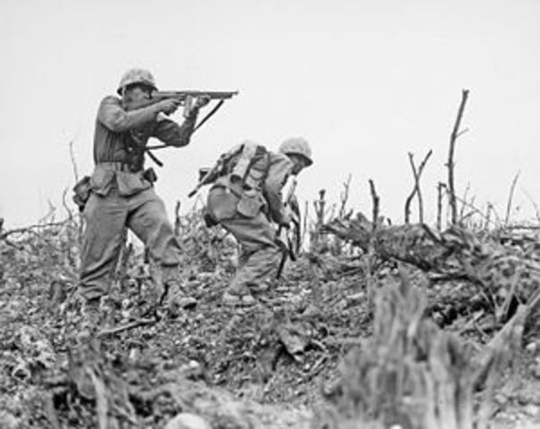 Battle of Okinowa