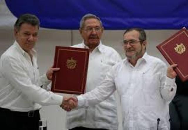 Acuerdo de Paz con las FARC