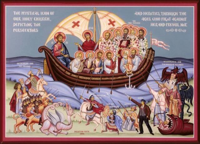 Cisma De la Iglesia Ortodoxa