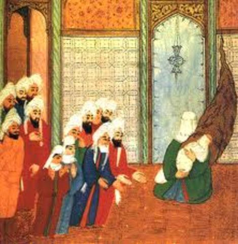 Nacimiento Mahoma