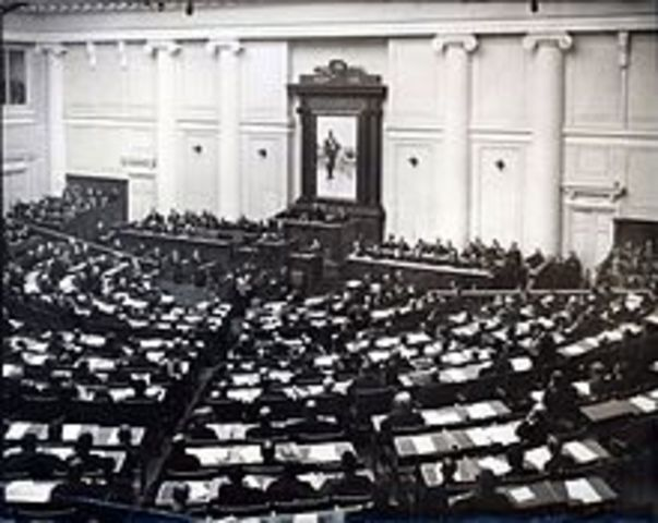 Instauración de la Duma