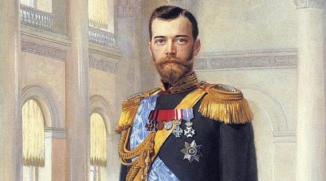Inicia el reinado del Zar Nicolás II