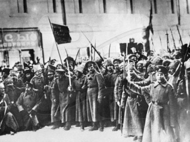 Fin de la Revolución Rusa
