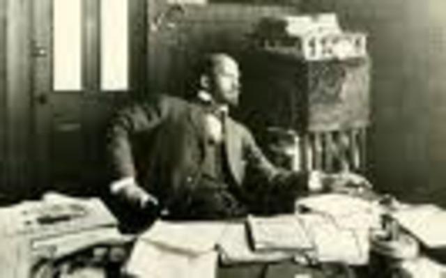 W.E.B Du Bois formed the Niagara Movement.