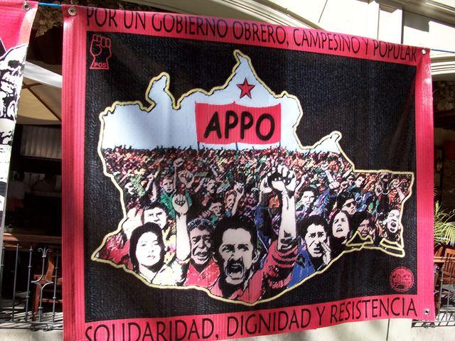 La APPO en Oaxaca