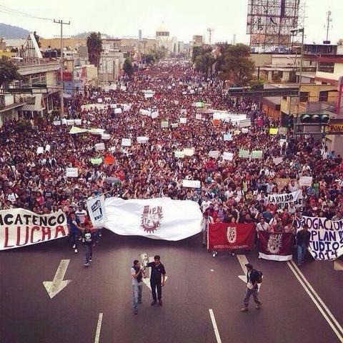 "Movimiento estudiantil ""TodossomosPolitécnico"""