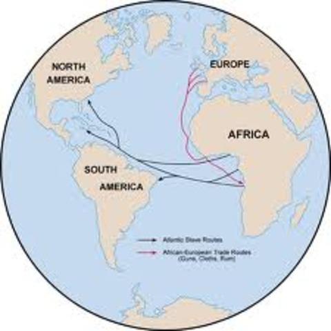 Spanish Controls Trade
