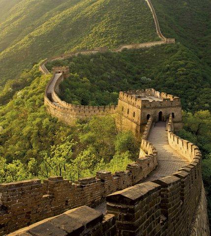 Construccion de la Gran Muralla China