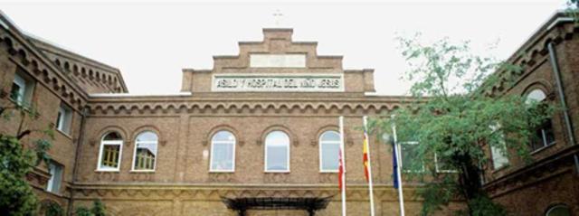 Fundación del Hospital del Niño Jesús en Madrid