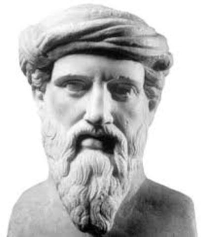 Fallece Pitagoras de Samos