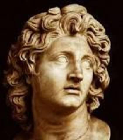 Muere Alejandro Magno