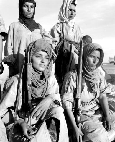 Creación del Frente Polisario