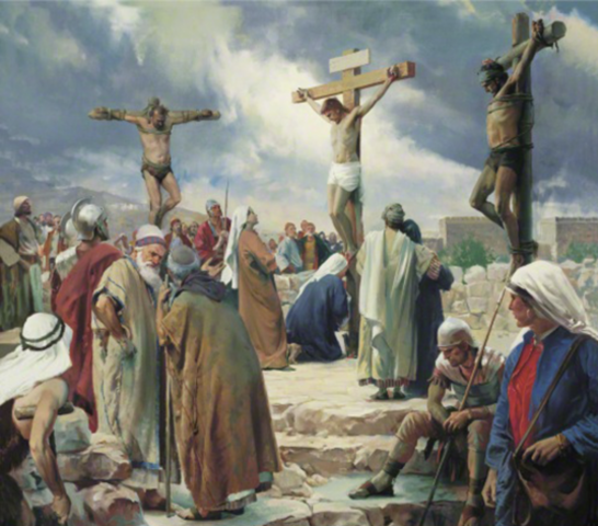 Crucifixion and Death