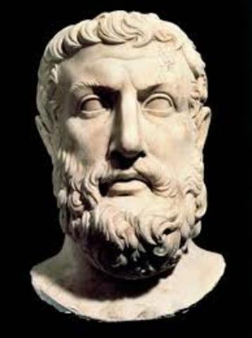 530 BCE - Parménides