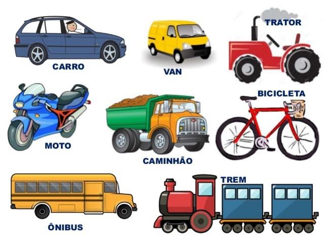 medios de transporte terrestre