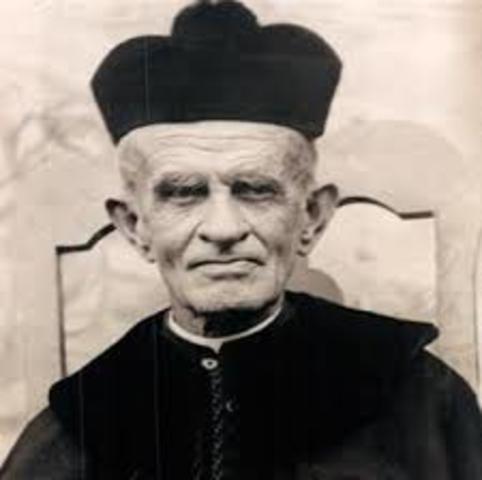 Beatificación del presbítero Mariano de Jesús Euse