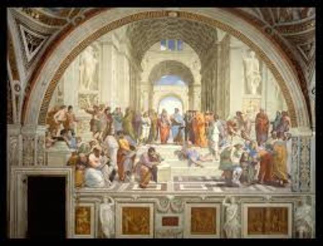 El Apogeo de la Filosofía griega