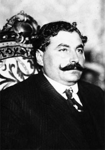 GUTIERREZ, EULALIO. Periodo presidencial: 1914-1915