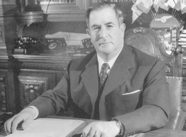 Manuel Ávila Camacho Periodo presidencial:1940-1946