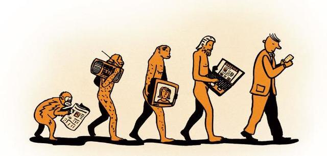 Evolution of Media (Traditional Media to New Media) Before 1700