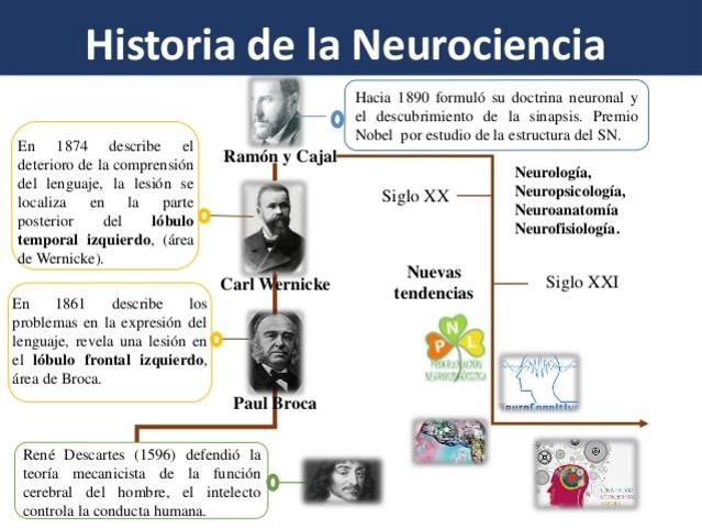 Historia de la Neurociencia (Von Hopfgarten, Anna, Doctora en Biología-revista mente y cerebro 2015)