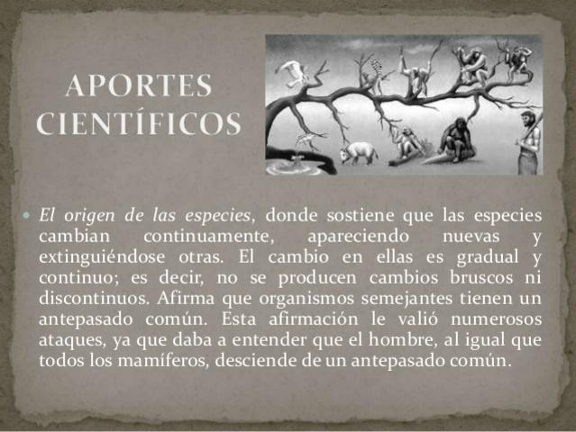 Charles Robert Darwin (es.slidehare.net -Andrés Hernández 2014)