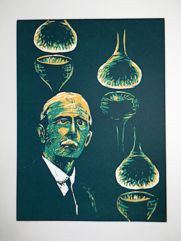 Sir Charles Scott Sherrington (neuroscientificallychallenged.com/blog/history-of-neuroscience-charles-scott-sherrington)