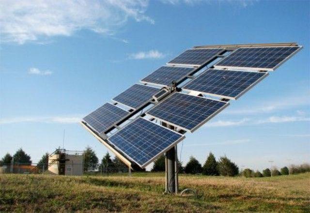 Paneles solares de alta eficiencia