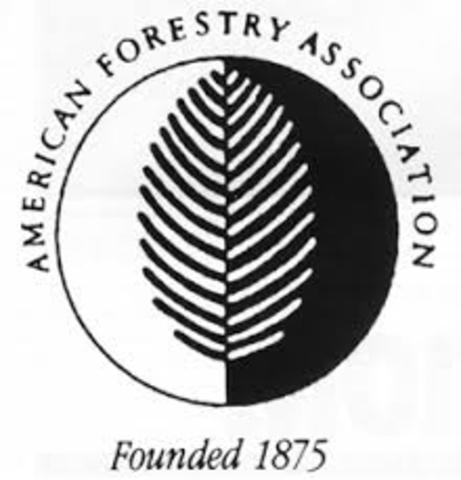 American Forestry Association founded