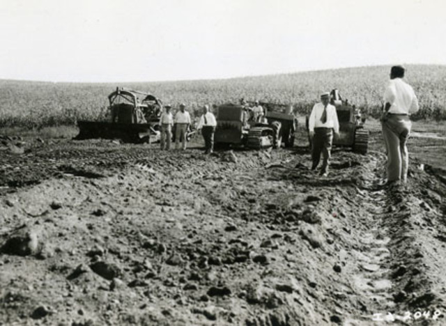 Soil Conservation founded