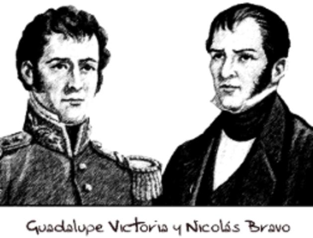 Primeras elecciones federales (1824- 1828)